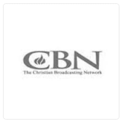 Logo for CBN, The Christian Broadcasting Network