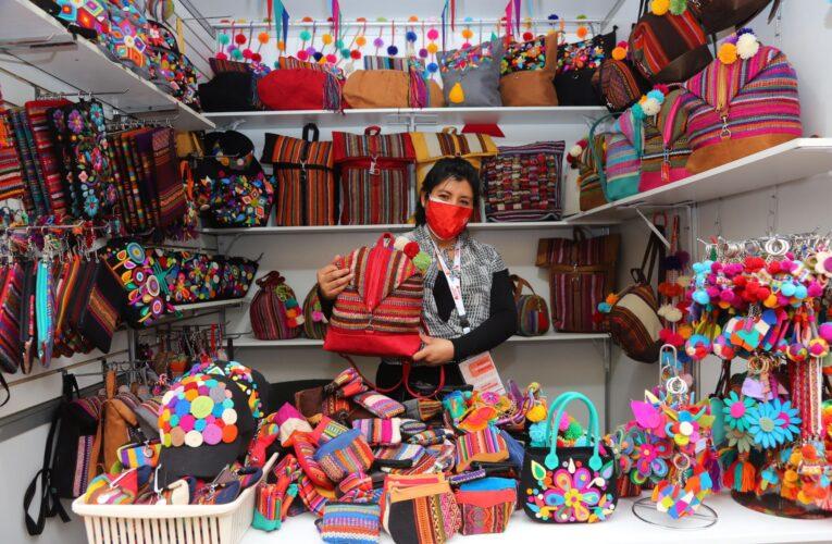Exportaciones de artesanías cerrarían en US$ 40 millones el 2021