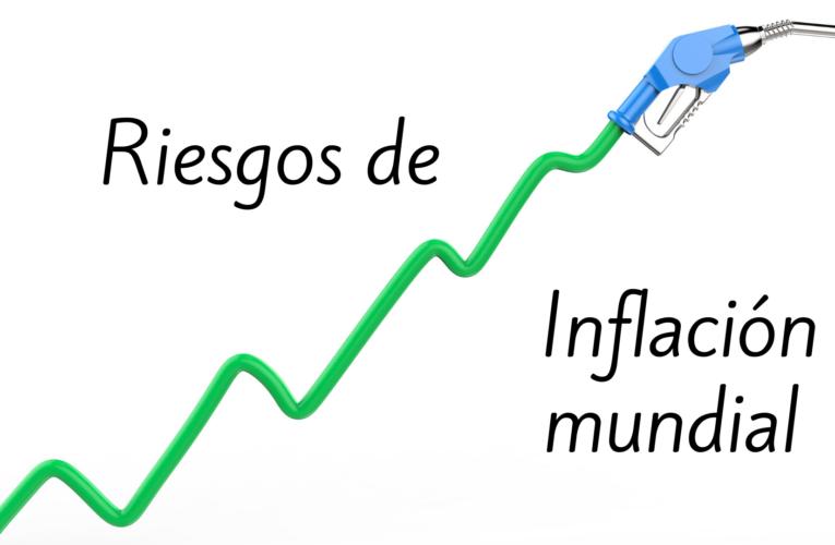 El marcado aumento de los precios de la energía conlleva riesgos de inflación mundial