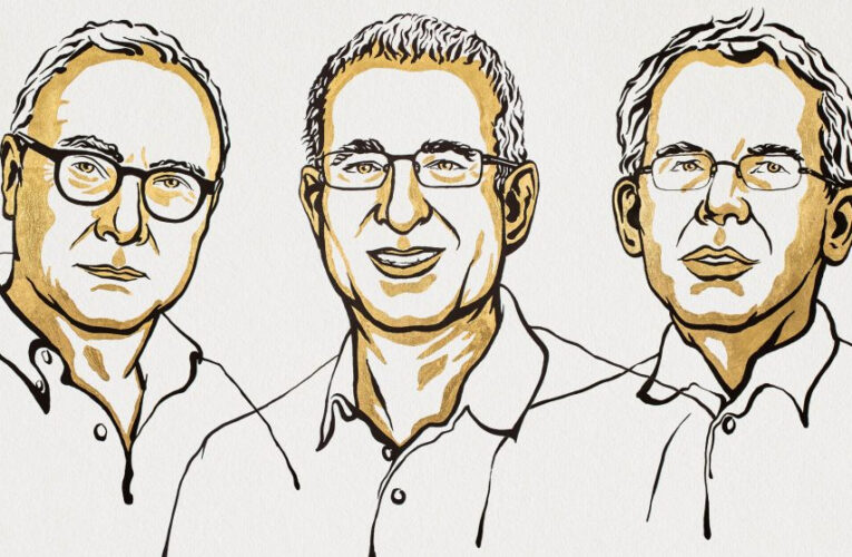 Un Nobel para tres revolucionarios de la ciencia económica
