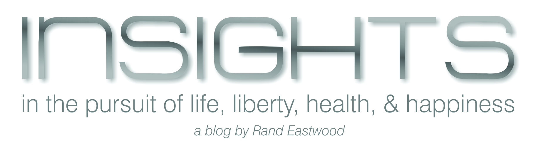 in the pursuit of life, liberty, health, & happiness