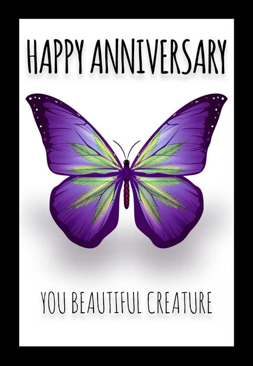Happy Anniversary You Beautiful Creature