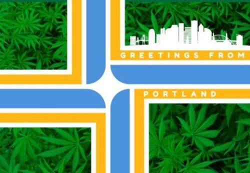 Portland Flag