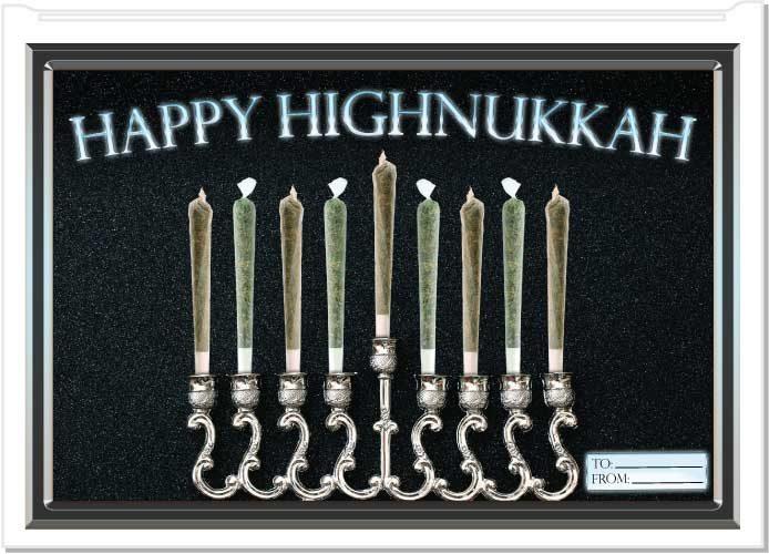 Happy Highnukkah
