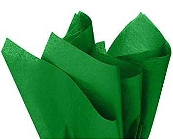 green-tissue