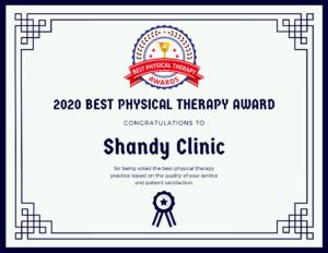 Best Clinic Certificate