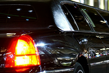 Black-Limo-in-Traffic-450x300