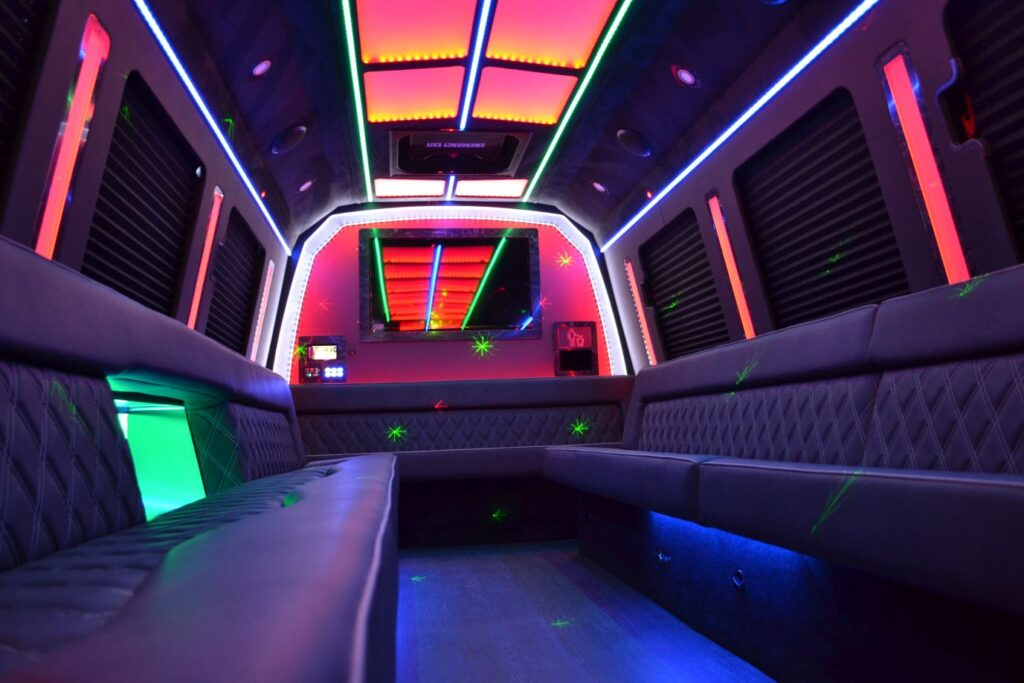 24PASSENGER PARTY BUS