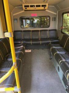 14 passenger Shuttle