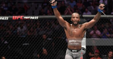 Edwards says he's got next title shot with win over Masvidal