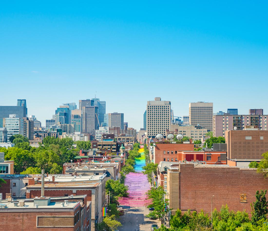 Soutien financier du gouvernement libéral de Philippe Couillard au premier rendez-vous Fierté Canada, qui se tiendra à Montréal du 11 au 20 août.