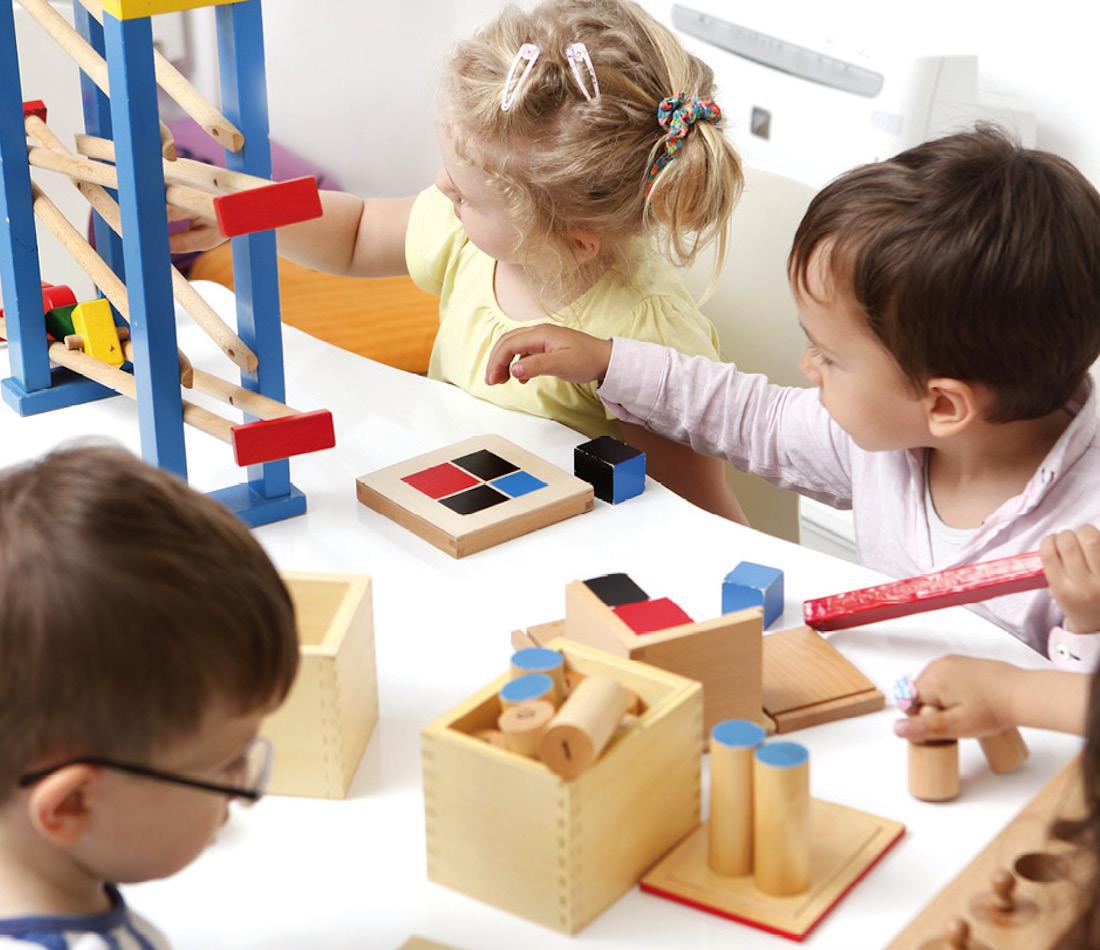 Création et le développement facilité de près de 5 800 places subventionnées en services de garde éducatifs à l'enfance