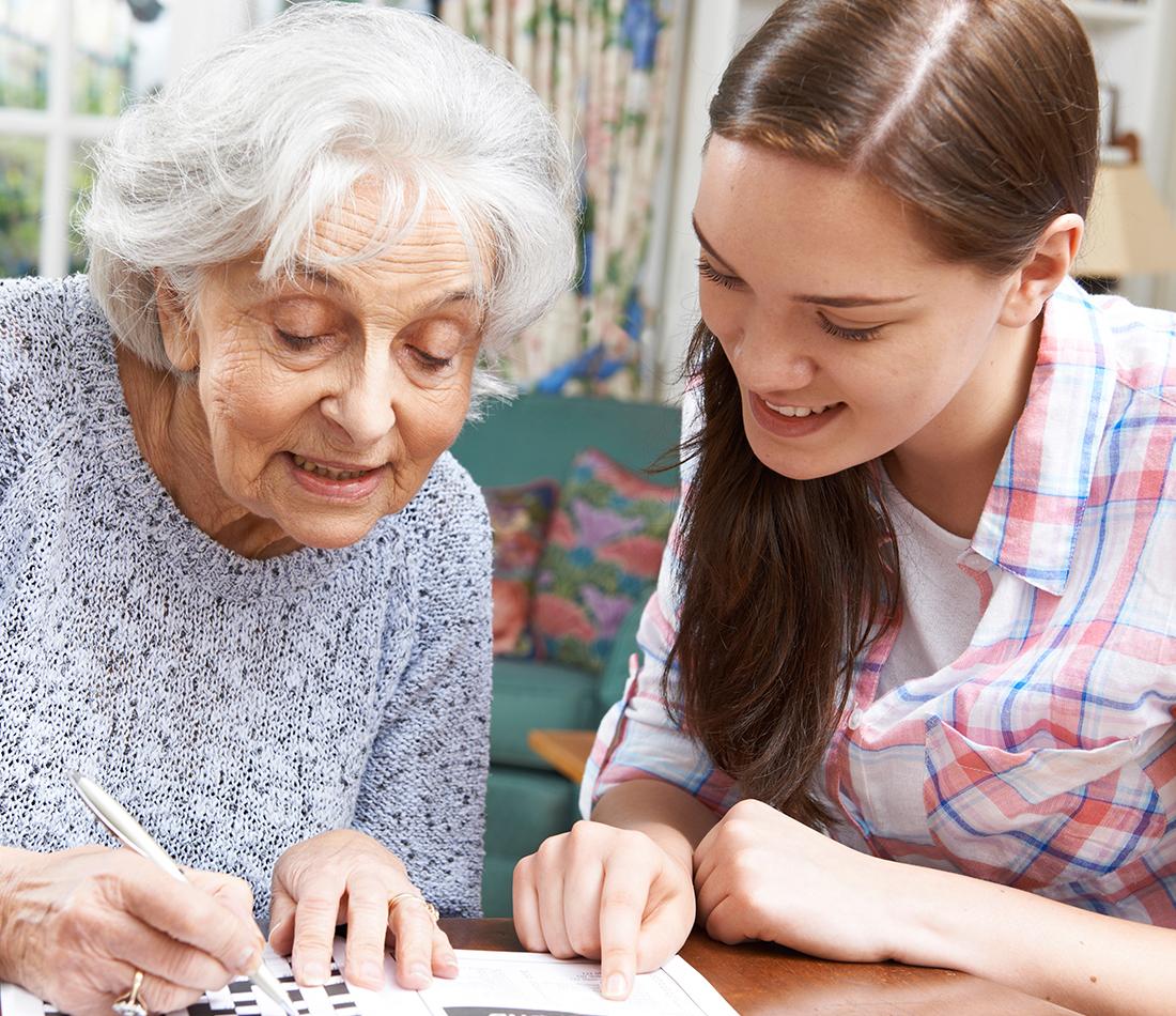 1,7 M$ pour soutenir le déploiement d'un projet visant à briser l'isolement des aînés qui vivent en CHSLD