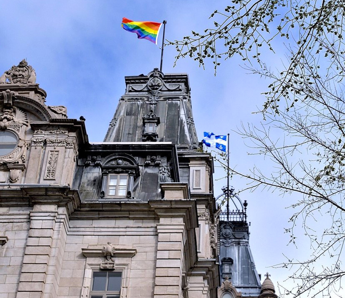 Le Gouvernement du Québec souligne la Journée internationale contre l'homophobie et la transphobie