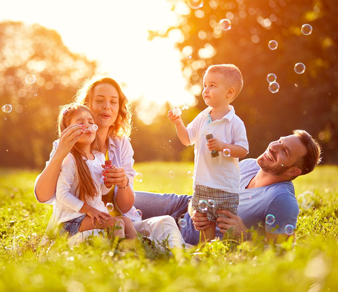 Le ministre Luc Fortin réaffirme l'importance de la famille dans notre société