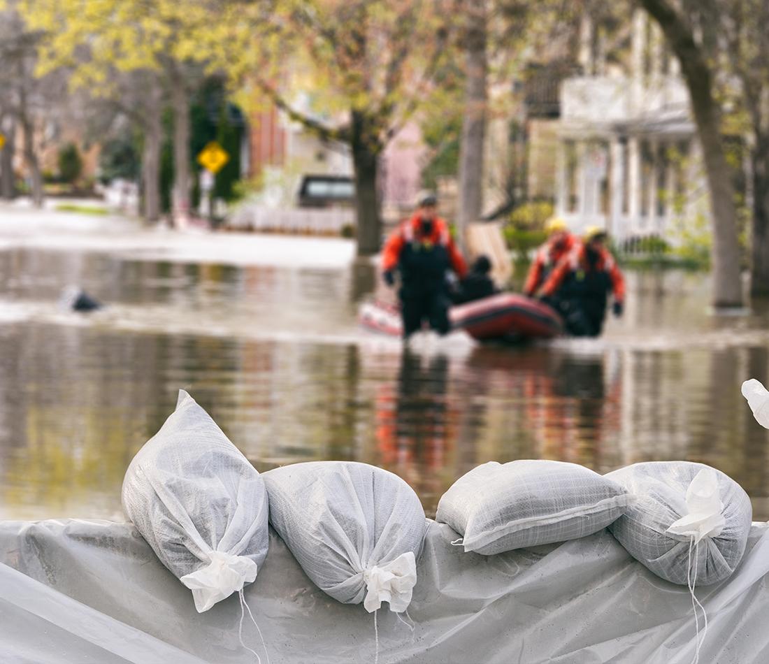 Vers une société québécoise plus résiliente aux catastrophes - Une entraide intermunicipale structurée pour faire face aux sinistres