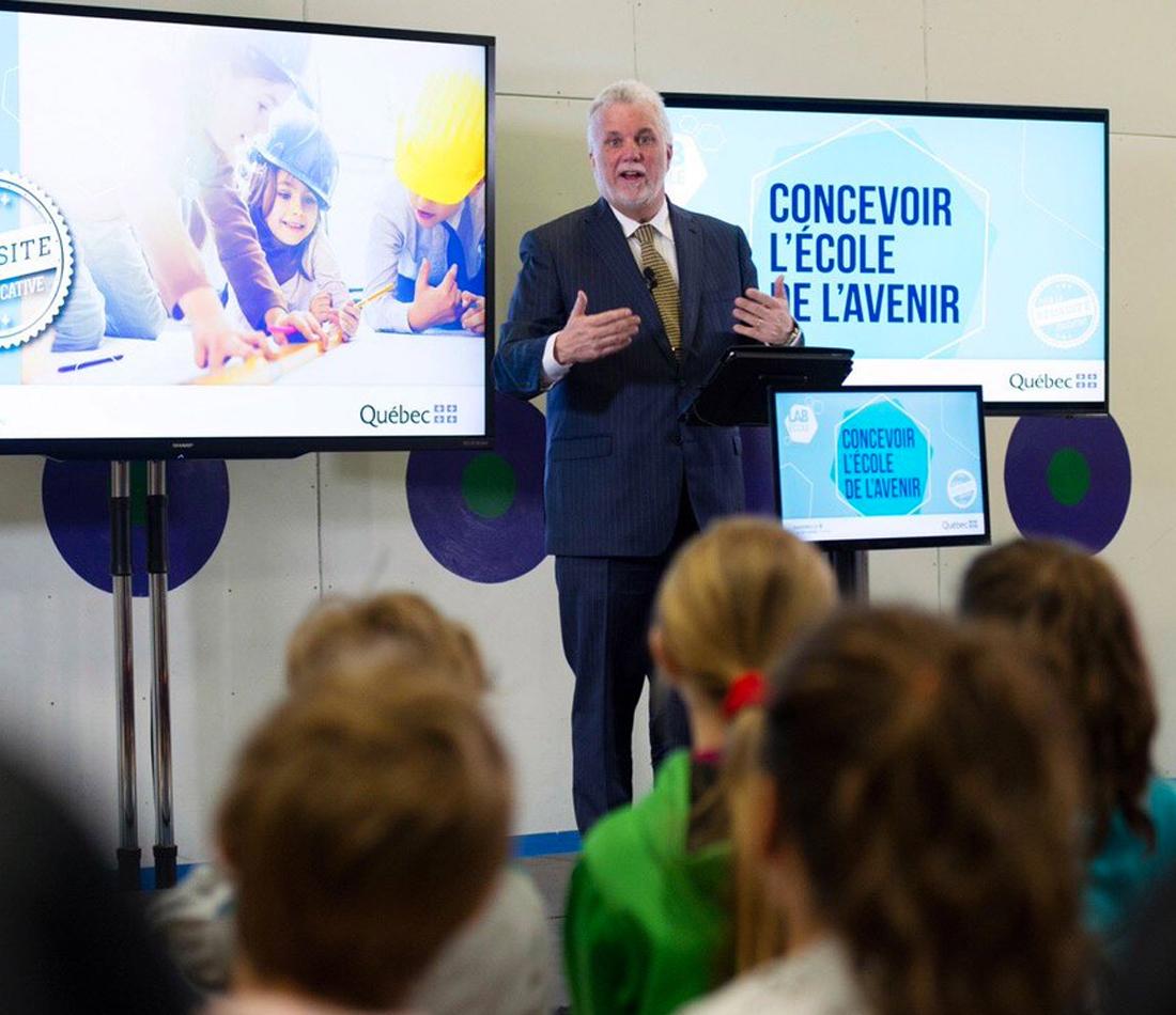 Concevoir les écoles de l'avenir avec le Lab-École