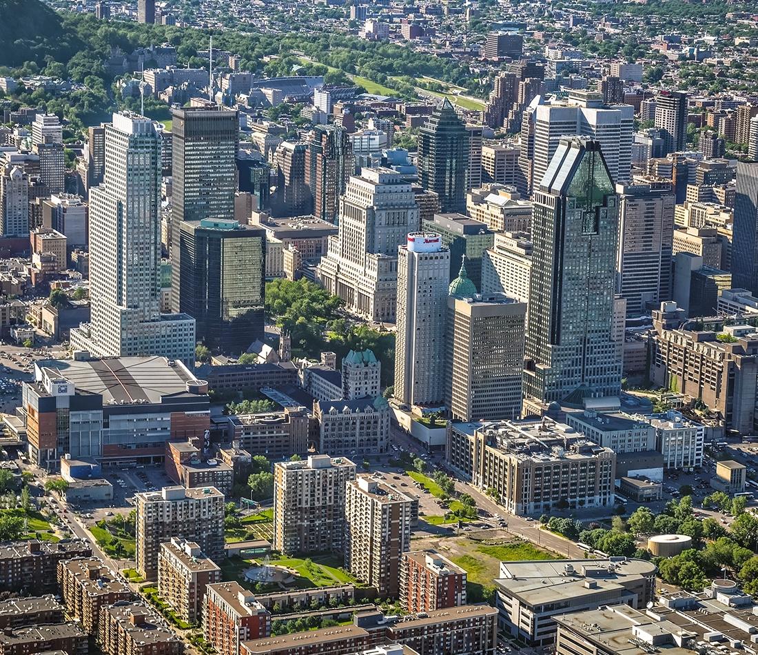 Entente - Montréal - Volet habitation - Plus de 100 M$ pour l'habitation à Montréal