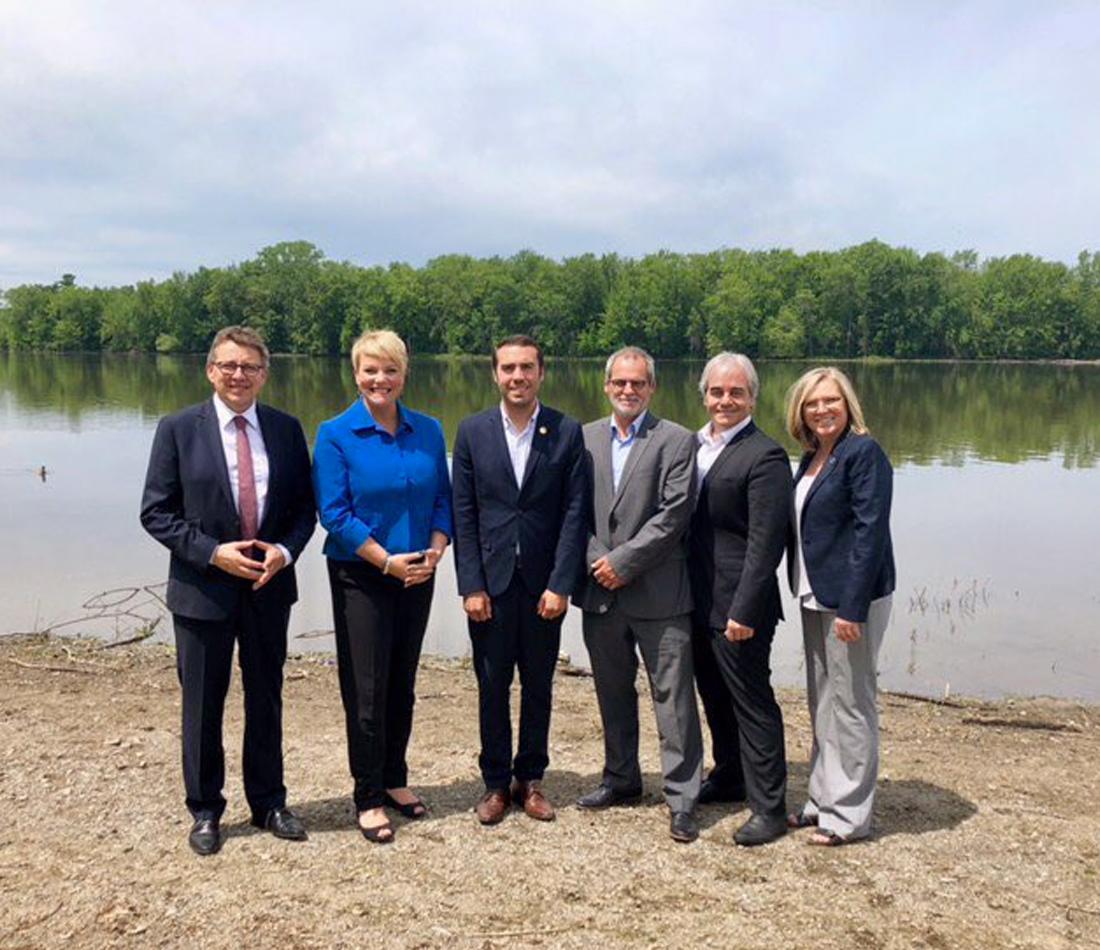 Stratégie québécoise de l'eau 2018-2030 - L'eau, source de richesse et de fierté pour tous