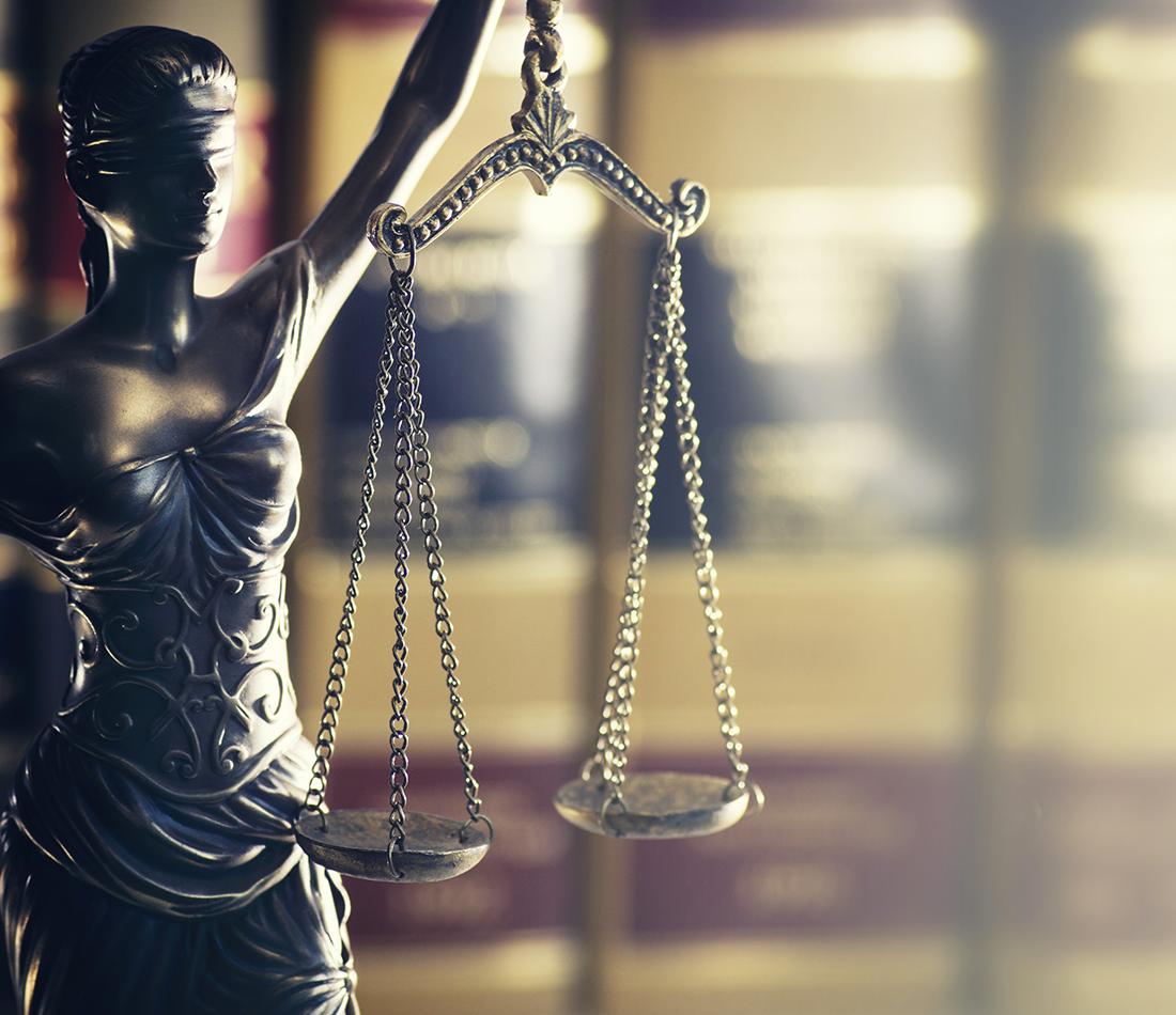 Un plan d'action pour assurer l'occupation et la vitalité des territoires en matière de justice