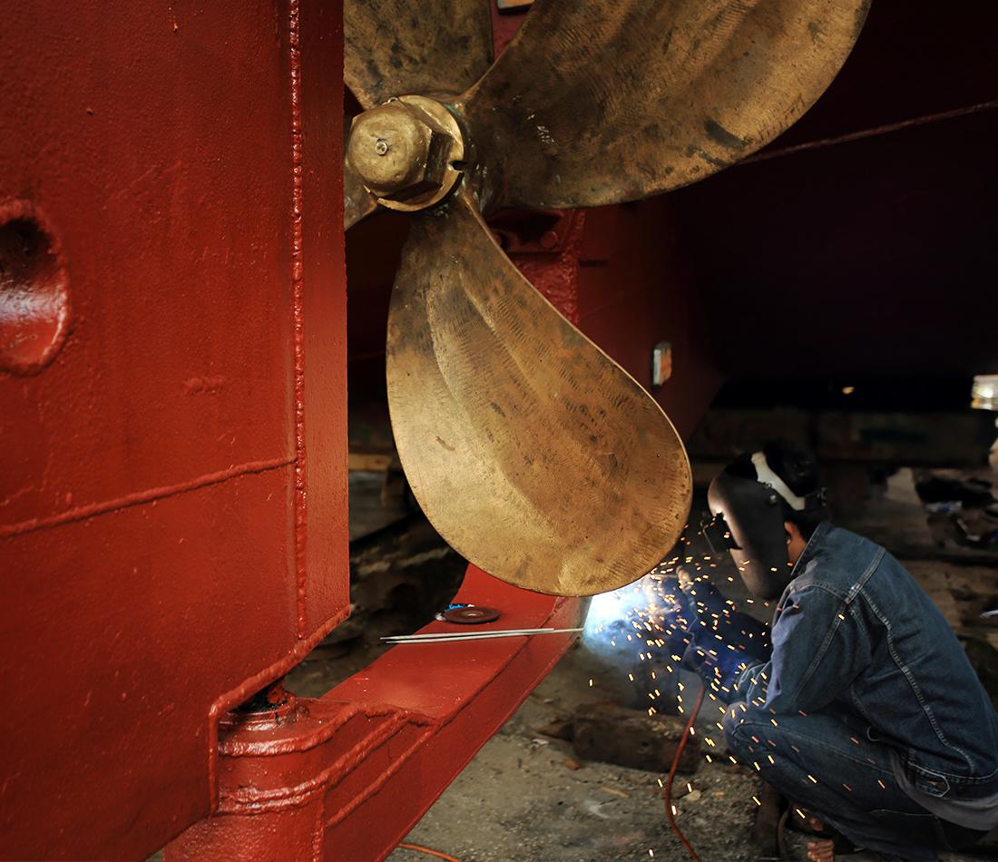 Le gouvernement du Québec met en place une nouvelle structure de financement pour appuyer la construction navale