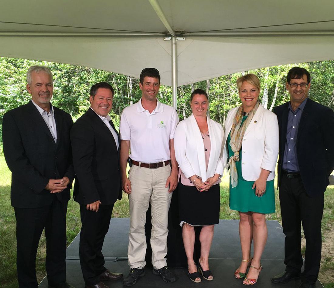 Québec accorde une aide financière de 15 millions de dollars à Conservation de la nature Canada pour son projet Ensemble pour la nature
