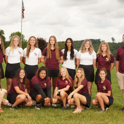 Second Season of Girl's Golf Shows Improvement