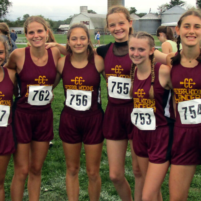 The Joy of Running: FedHock Cross Country