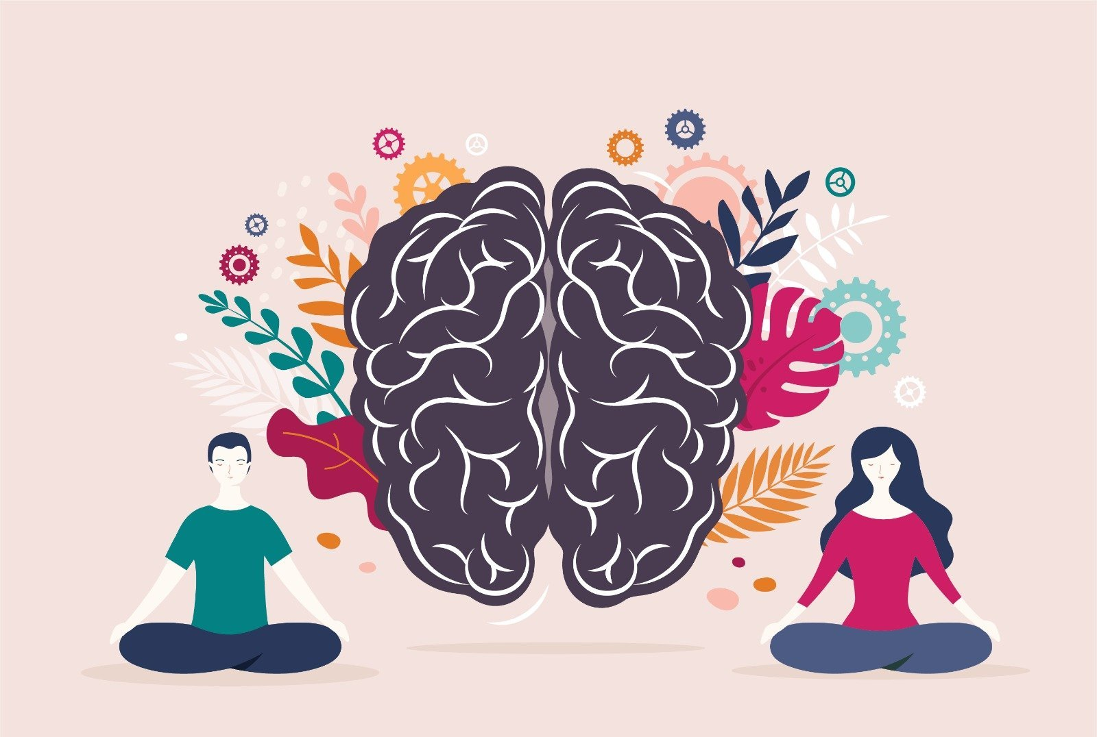 Gemi Bertran's Blog: Mental Health Month Starts Today!