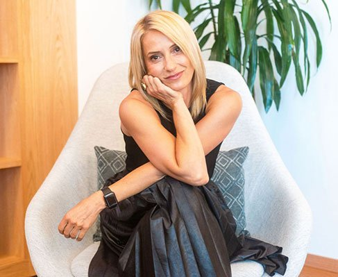 Working with Gemi Bertran of Nourish the brain