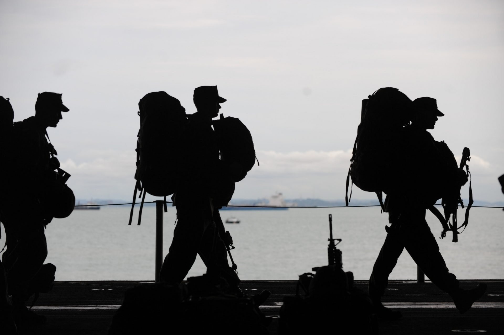 Help the Special Operations Members in their transition! by Gemi Bertran