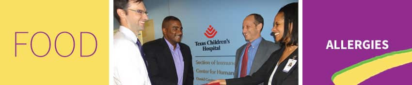 Vital Allergy & Asthma Center Supporting The Texas Children Hospital Food Allergy Research Center