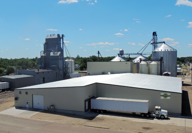 Our facility in Huron, SD