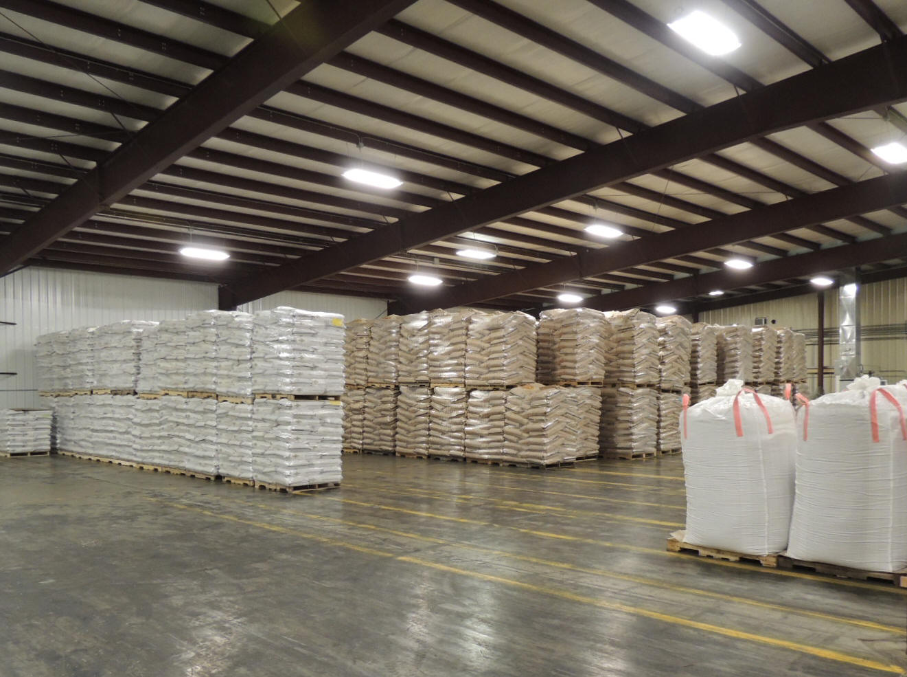Inside Our Facility in Huron, SD