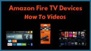 HOW TO VIDEOS FOR CORD CUTTERS Amazon img