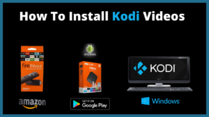 HOW TO VIDEOS FOR CORD CUTTERS kodi img