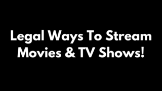 10 best apps for watching free movies and tv shows