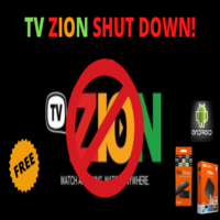 tv zion shut down