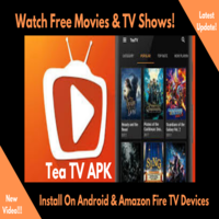 How To Install Tea TV App On Amazon Firestick