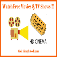 Install Cinema HD App