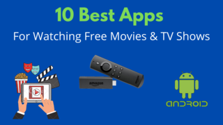 top movie and tv show apps