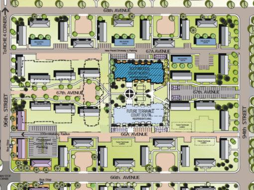 Christenson Developments: Southwoods Village Rezoning