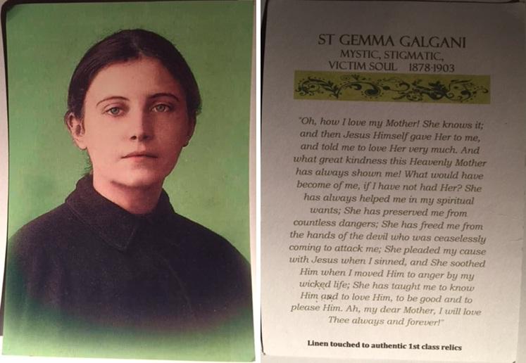Saint Gemma