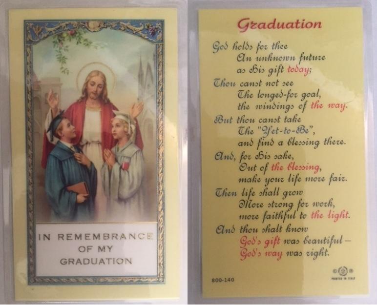 Holy Graduation