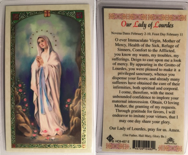 Our Lady of Lourdes 2