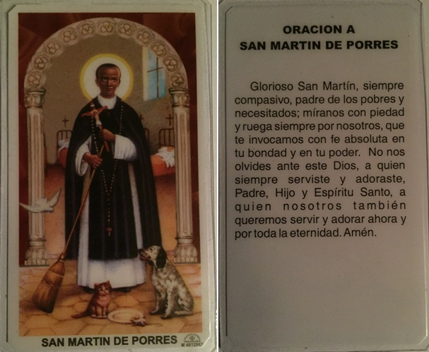 Saint Martin de Porres 1
