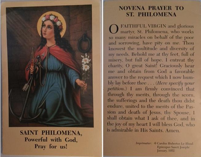 Saint Philomena7