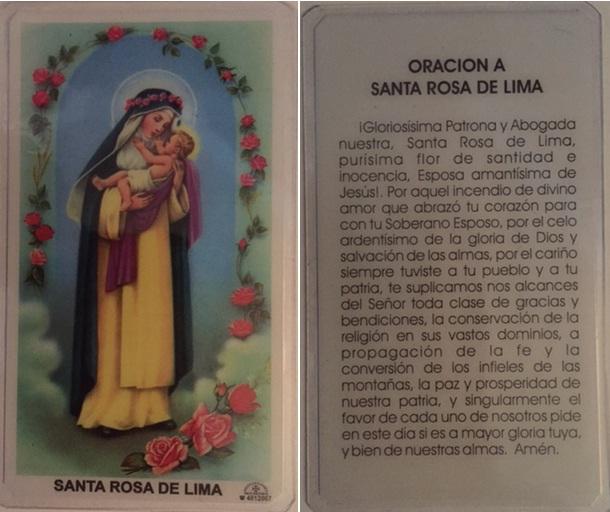 Saint Rose of Lima1