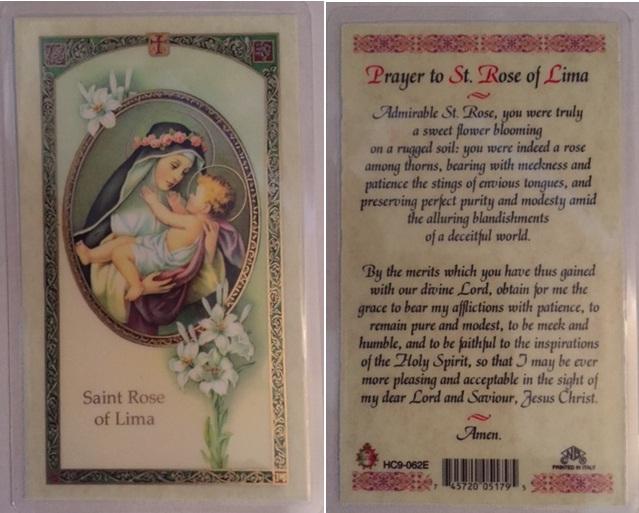 Saint Rose of Lima2