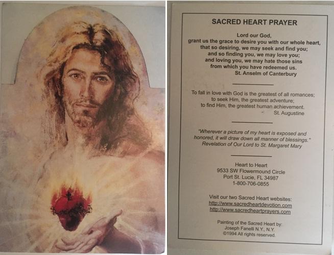 Sacred Heart of Jesus 5